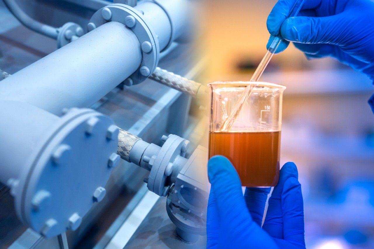 Giải pháp cho xăng dầu hoá chất