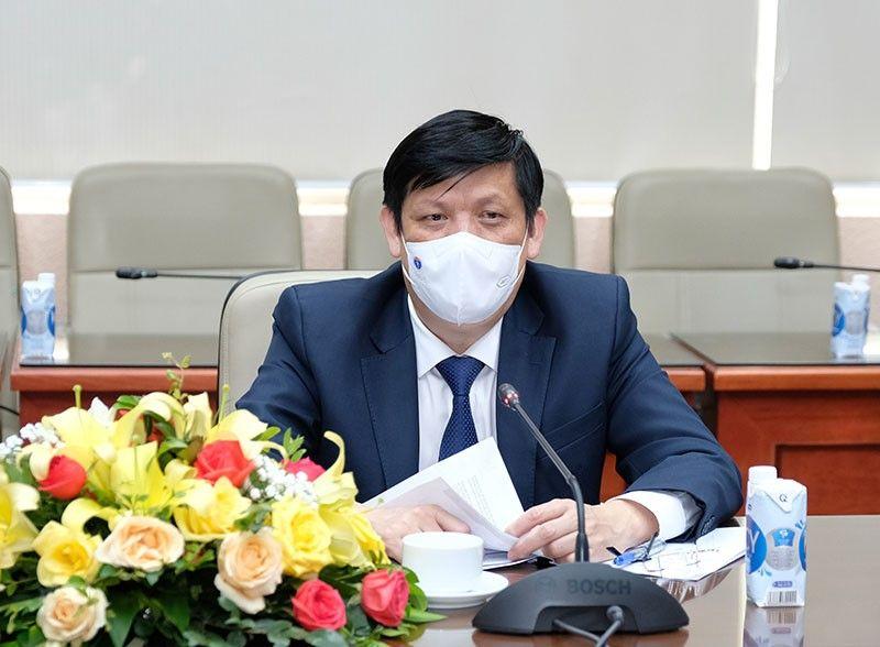 Bộ Y tế đề nghị UNICEF thúc đẩy COVAX sớm tiếp tục cung ứng vaccine phòng COVID-19 cho Việt Nam