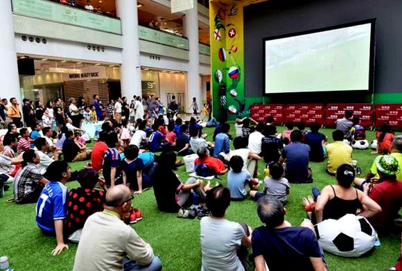 Bộ Y tế đề nghị không tụ tập xem bóng đá trong phòng, chống dịch
